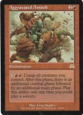 Aggravated Assault X1 MTG Magic - Onslaught SP