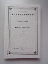 Schilderung der Neckargegenden von Mannheim bis Heilbronn Reprint