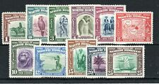 More details for north borneo 1939 values to 25c mlh