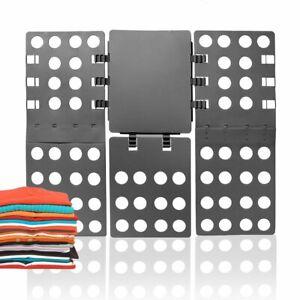 Adult Clothes Folding Board Folder T-Shirt Laundry Organizer Magic FlipFold Grey