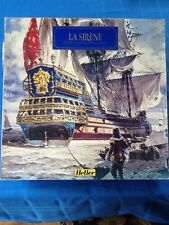 "HELLER ""La Sirene"" 1/150 Scale, Complete Plastic Model Kit..Box Is Open.."
