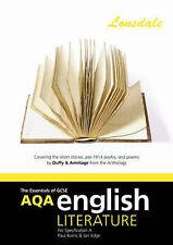 Very Good, AQA GCSE English Literature a Short Stories Pre-1914 Poetry: Armitage