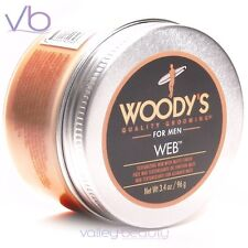 WOODY'S Quality Grooming For Men Web - Texturizing Paste With Matte Finish