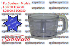 Sunbeam Food Processor Bowl LC6200 LC6250 LC6900 LC6950 - Part LC69127 IN STOCK