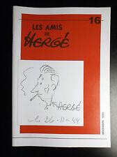 Rare à ce prix ! Copie Revue des Amis de Hergé N° 16 Tintin ADH TBE