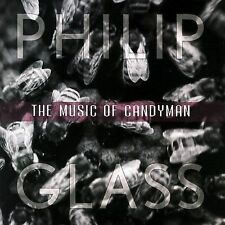 Audio CD Glass: Candyman - Music from the Films - Philip Glass - Free Shipping
