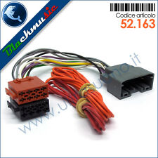 Cavo adattatore ISO autoradio Chrysler 300 C (2008-2011) no active system