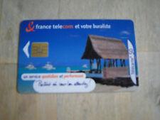 telecarte buraliste C plage SO6 03/01 50 unités