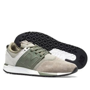 New Balance 247 Green Trainers for Men for Sale | Authenticity ...