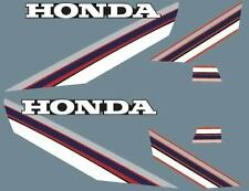 1985 85' honda ATC 250SX vintage decal stickers ATV set graphics 15 piece kit