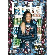 LULA Magazine 19 F/W 2014, Angel Haze NEW