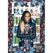 LULA Magazine 19 F/W 2014, Angel Haze NEW