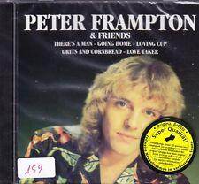Peter Frampton & Friends + CD (Compilation 2001) + 7 starke Songs + Neu + OVP +
