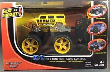 New Bright Hummer H2 Radio Control Full Function Wheel Alignment Range 80 Ft