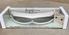 Sea & Ski Vintage Sunglasses Bengal Glancers Original Box *Rare* 1960's