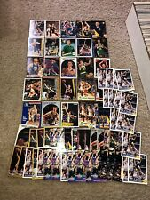 Detlef  Schrempf Lot of 74 Pacers, Supersonics, Mavs 23 Different Cards Base