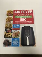 Air Fryer Cookbook For Beginners 2019 Edition Emma Gorgon