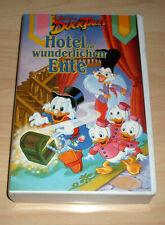 VHS Film - Walt Disney - Duck Tales - Hotel zur wunderlichen Ente Videokassette