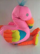 MOSHI Brentwood Originals Pink Flamingo Microbead Plush