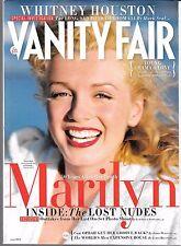VANITY FAIR MAGAZINE JUNE 2012 #622 MARILYN MONROE (VF/NM)