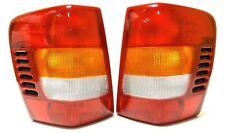 Jeep Grand Cherokee  MK II 1998-2002 SUV Rear Tail Signal Lights Lamp ONE LH+RH