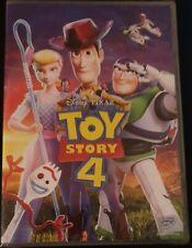 Dvd Disney TOY STORY 4 nuovo 2019