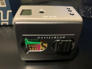 Hasselblad HM 16-32 Film Back/Magazine (less than 1000 actuations) ORIGINAL BOX