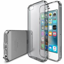 For Apple iPhone SE 5S   Ringke [AIR] Clear Flexible Shockproof TPU Cover Case