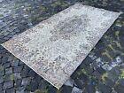 Area rug, Turkish rug, Vintage rug, Handmade rug, Wool rug Carpet   4,1 x 7,7 ft