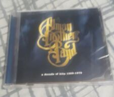 A Decade of Hits 1969-1979 by The Allman Brothers Band (CD