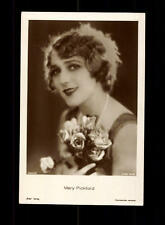 Mary Pickford ROSS Verlag Postkarte ## BC 107507