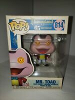 Toad Collectible Vinyl Figurine Dave Perill Limited Edition Disneyland 65th Mr