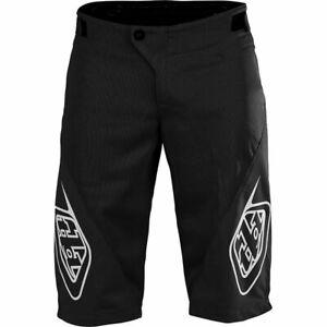 TROY LEE Designs  Mens Sprint Shorts Black