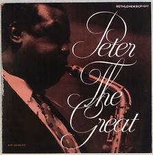"PETER BROWN SEXTETTE: The Great US Bethlehem Jazz 10"" Vinyl LP Rare"