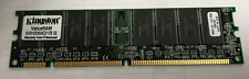 Kingston 128MB PC100 8chip DIMM KVR100X64C2/128