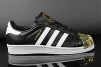 Neu adidas Originals Superstar Metal Toe W BB5115 Damen Sneaker Sportschuhe
