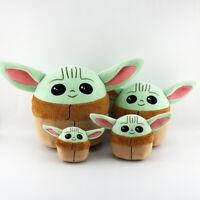 Star Wars Baby Yoda COS Plush Doll Soft Stuffed Toy Pillow Cute Kids Xmas Gift