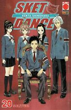 manga SKET DANCE n.20 Panini Planet Manga