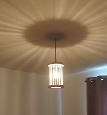 Wooden Cage Light Shade