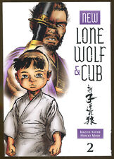 New Lone Wolf & Cub 2-First Edition-2014-Kazuo Koike/Hideki Mori