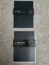 Leica M, V-Lux 20 Product Brochures
