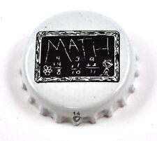 bière soda capsules USA blanc bouteille Casquette - Maths TABLEAU