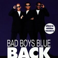 Bad Boys Blue Back (1998) [CD]