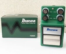 NEW Ibanez TS9DX  Turbo Tube Screamer Guitar overdrive from JAPAN
