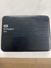 WD My Passport for Mac WDBP6A0020BBK - hard drive - 2 TB - USB 3.0