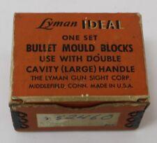 Reloading Lyman Ideal 690 Bullet Mould Double Cavity 41032 210 gr. Original Box
