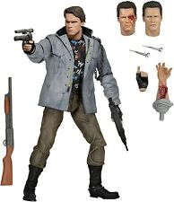 "Terminator Ultimate Tech Noir T-800 7"" Action Figure Neca - Official"