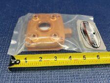 Turtle Racing v2 Billet Clutch Case for HPI Baja 5B/5T/5SC (Orange)
