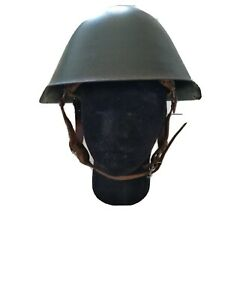 EAST GERMAN/DDR/NVA soldiers helmet ISSUED