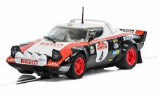 Lancia Stratos Sanremo 1978 Markku Alen Slot Car 1:32 Model SCALEXTRIC